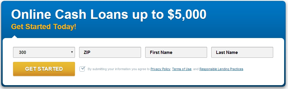Fast Payday Loans up to $5,000 GET STARTED